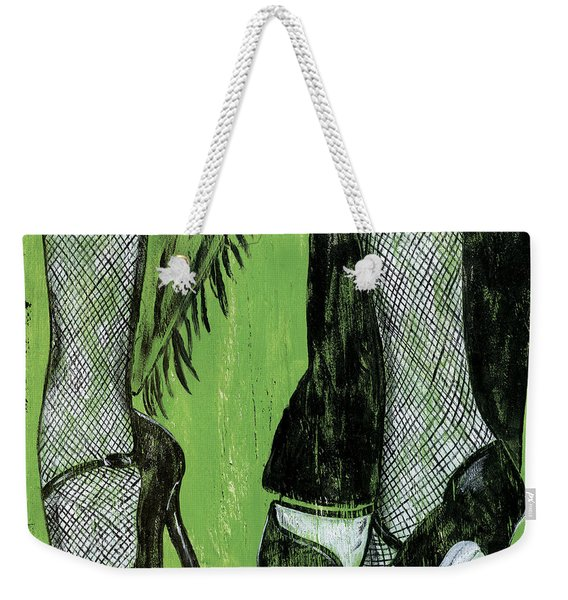 Mambo Weekender Tote Bag