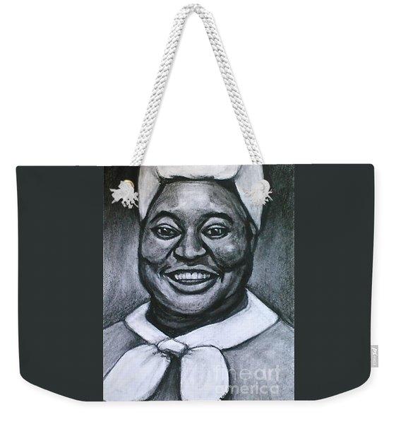 Hattie Weekender Tote Bag