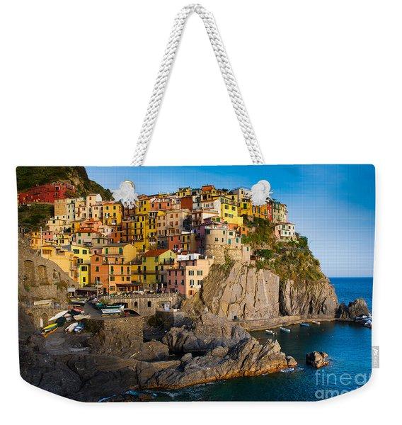 Manarola Weekender Tote Bag