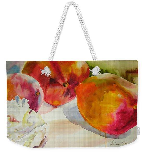 Mangoes  Weekender Tote Bag