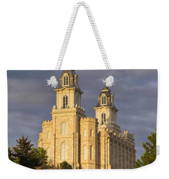Manti Weekender Tote Bag