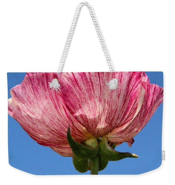 Marbled Mable Ranunculus Flower By Diana Sainz Weekender Tote Bag