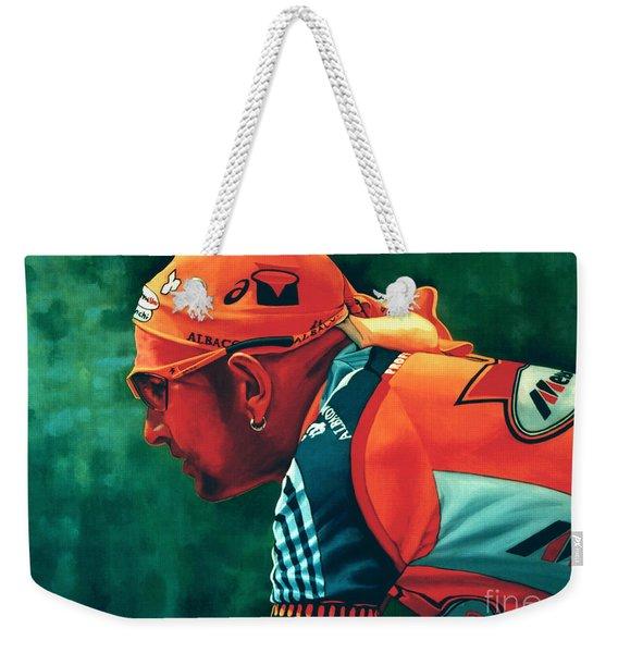 Marco Pantani 2 Weekender Tote Bag