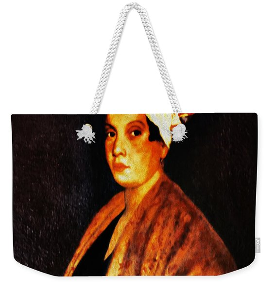 Marie Laveau - New Orleans Witch Weekender Tote Bag