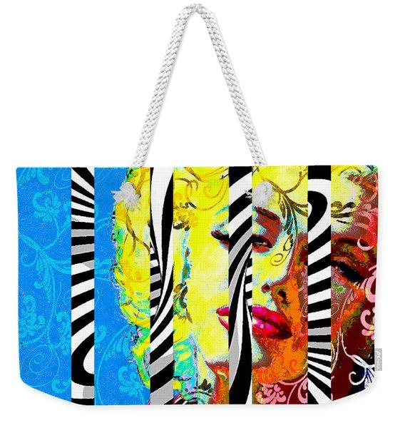Marilyn 130 B Weekender Tote Bag
