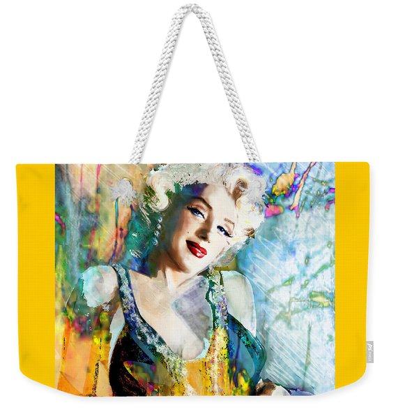 Marilyn Monroe 126 E Weekender Tote Bag