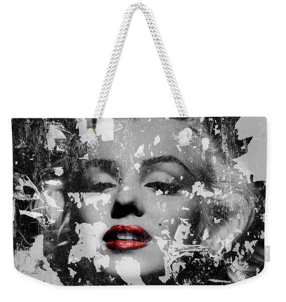 Marilyn Monroe 5 Weekender Tote Bag