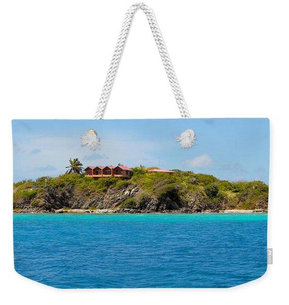 Marina Cay Weekender Tote Bag