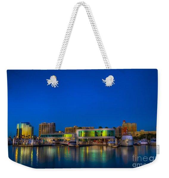 Marina Jack Weekender Tote Bag