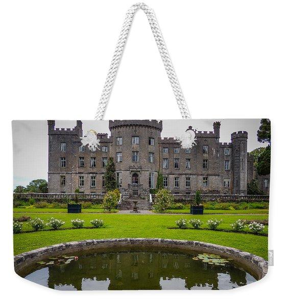 Markree Castle In Ireland's County Sligo Weekender Tote Bag