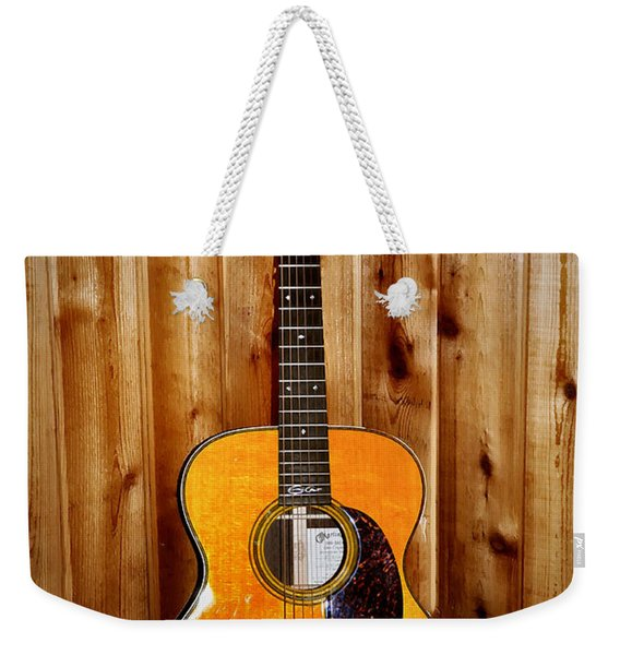 Martin Guitar - The Eric Clapton Limited Edition Weekender Tote Bag