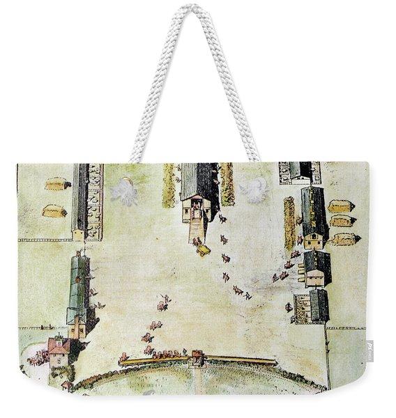Maryland Plantation Weekender Tote Bag