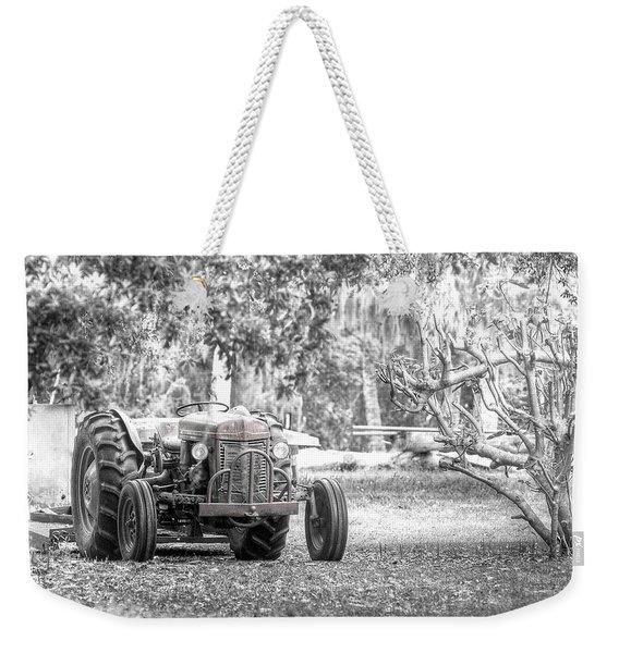 Massey Ferguson Tractor Weekender Tote Bag