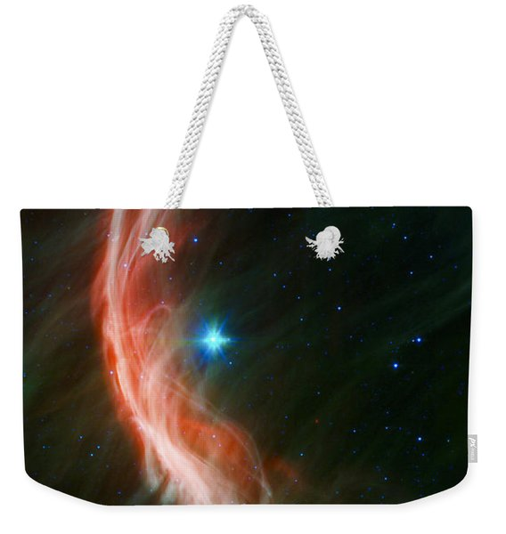 Massive Star Makes Waves Weekender Tote Bag