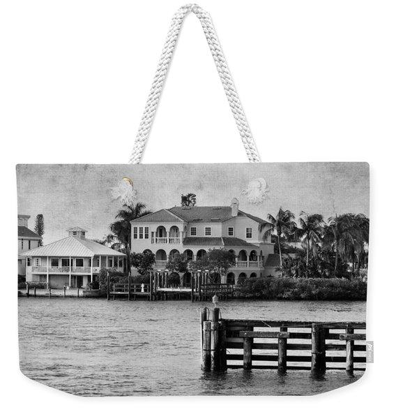 Matanzas Pass - Fort Myers Beach - Florida Weekender Tote Bag