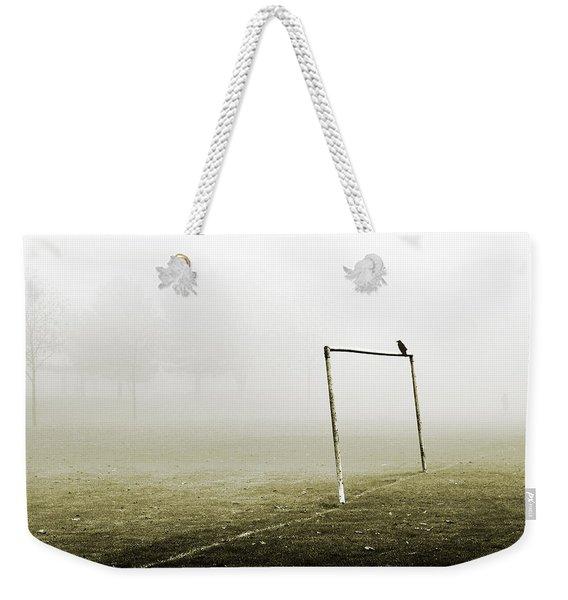 Match Abandoned Weekender Tote Bag