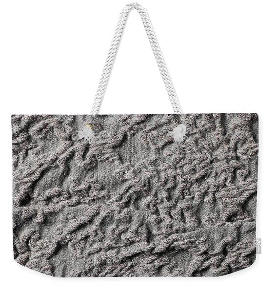 Material Texture Weekender Tote Bag