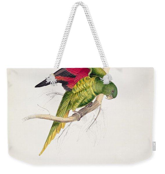 Matons Parakeet Weekender Tote Bag