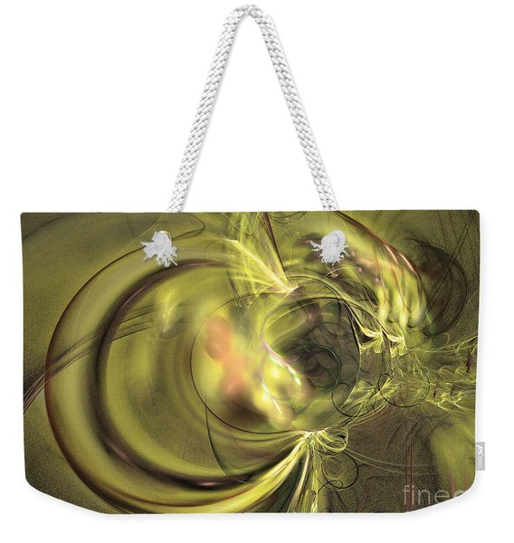 Maturation - Abstract Art Weekender Tote Bag