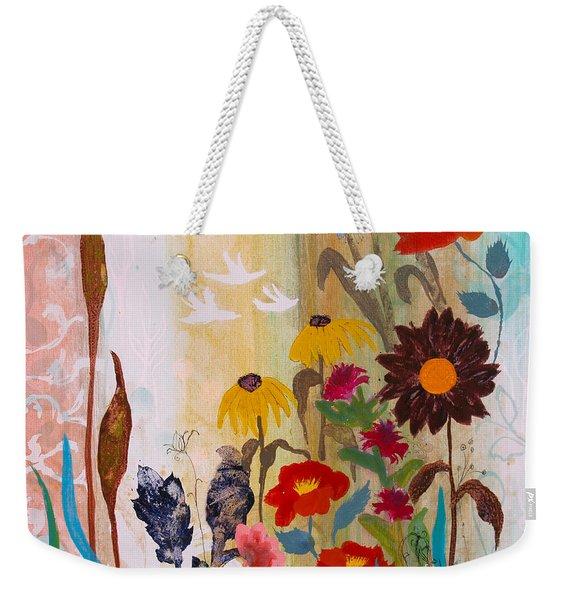 May Melody Weekender Tote Bag
