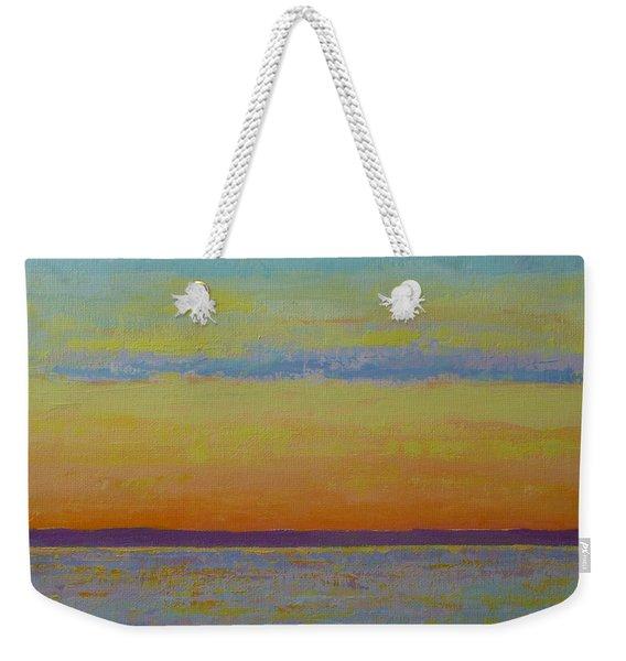 May Sunset Weekender Tote Bag