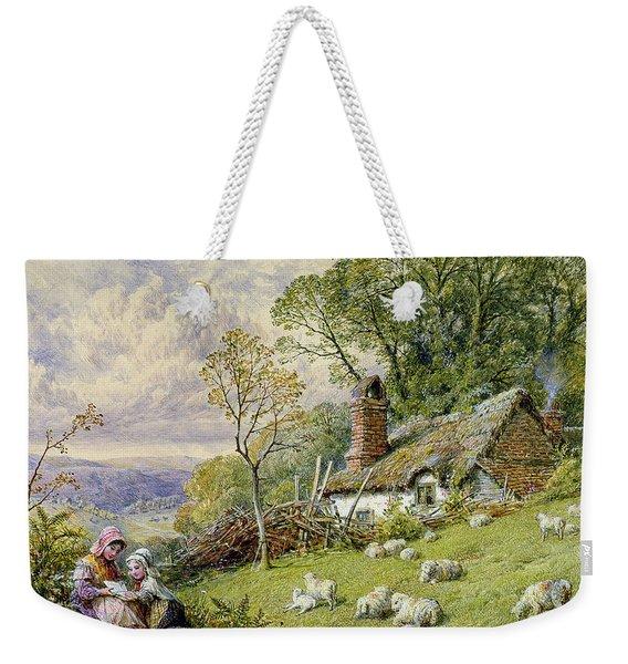 May Time Weekender Tote Bag