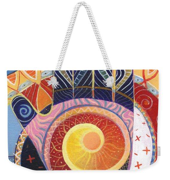 May You Always Find Your Way Weekender Tote Bag