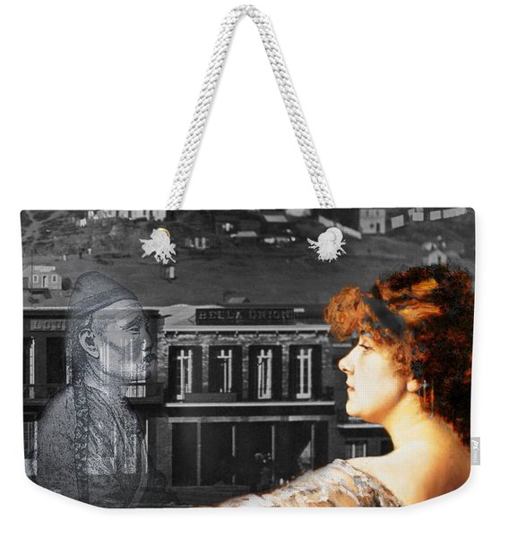Maybel And Song Weekender Tote Bag