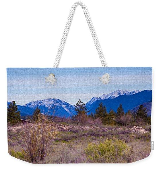 Mazama From Wolf Creek Weekender Tote Bag