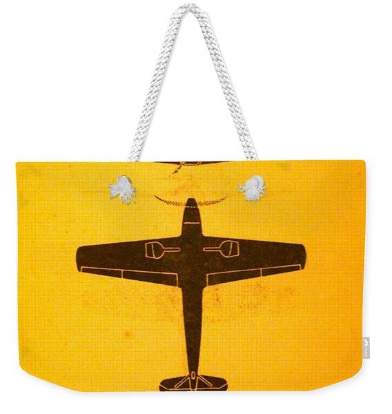 Me 109 Recognition Weekender Tote Bag