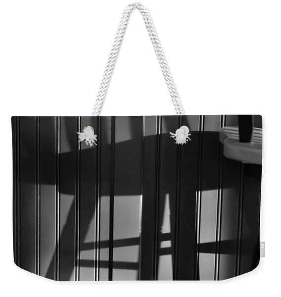 Me And My Invisible Friend Weekender Tote Bag