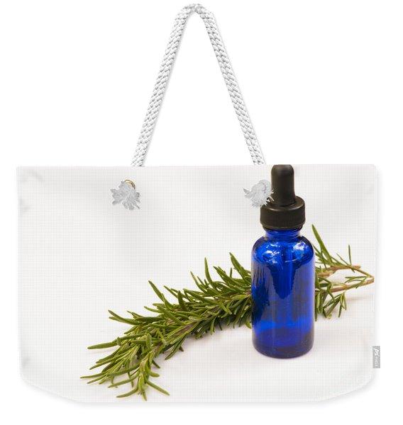 Medicinal Rosemary Weekender Tote Bag