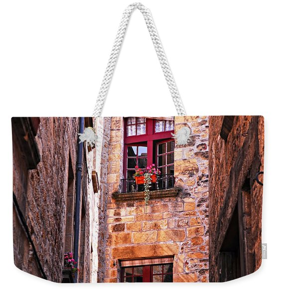 Medieval Architecture Weekender Tote Bag