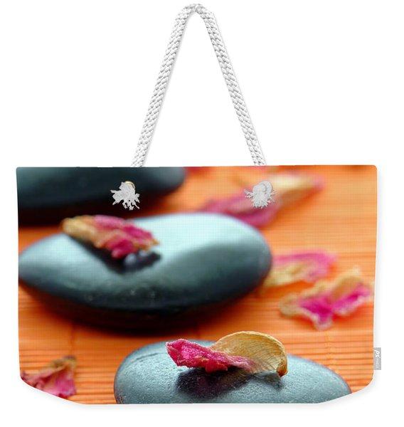Meditation Zen Path Weekender Tote Bag