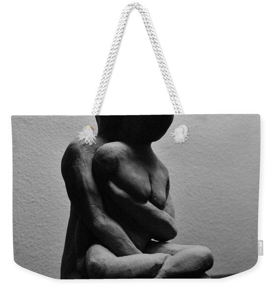Meditations Weekender Tote Bag