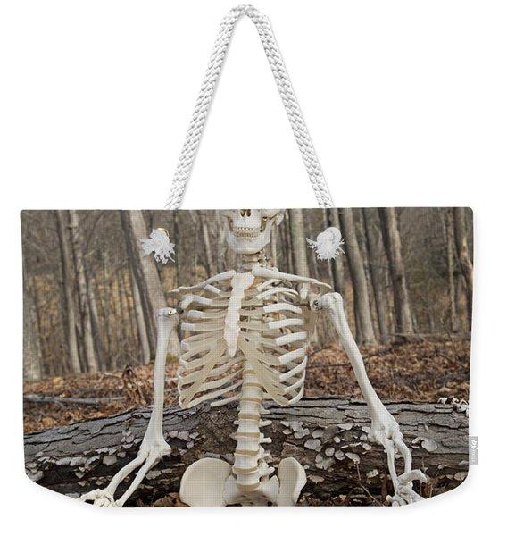 Meditative Moods Color Weekender Tote Bag