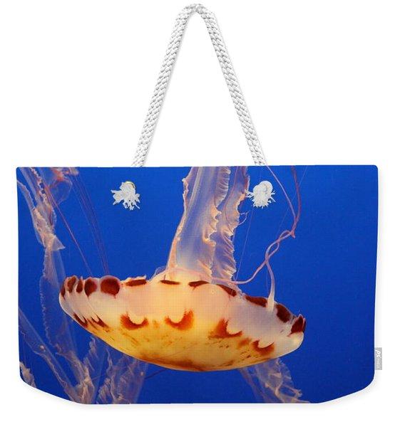 Medusa Jelly Weekender Tote Bag