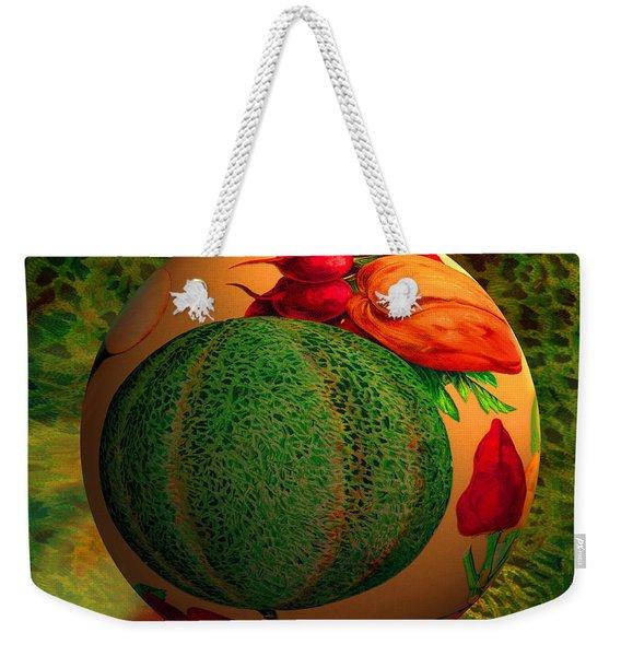 Melon Ball  Weekender Tote Bag
