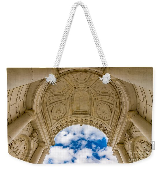 Memorial Amphitheater Arlington National Cemetery Weekender Tote Bag