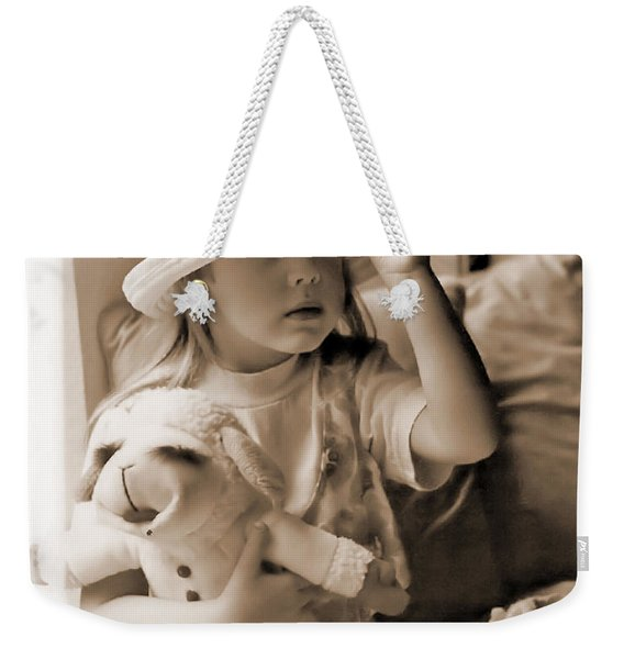 Memories Out Of Time Weekender Tote Bag