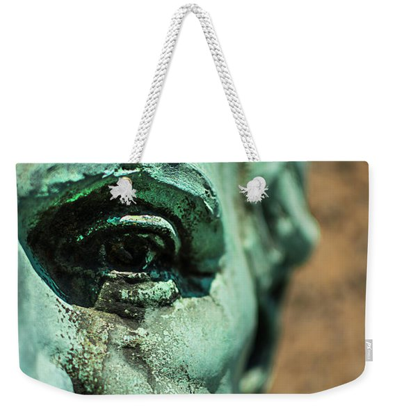 Memphis Elmwood Cemetery Monument - The Governor Weekender Tote Bag