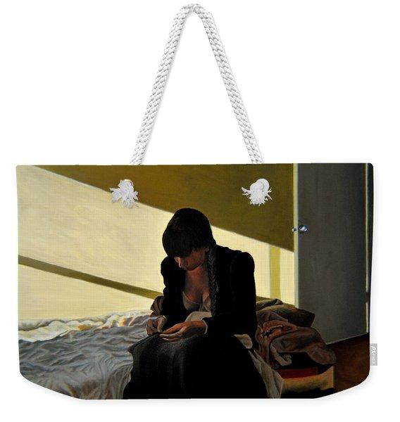 Mending Weekender Tote Bag