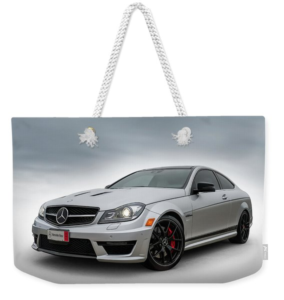 Mercedes Benz Amg C63 Edition 507 Weekender Tote Bag