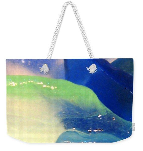 Mermaid's Treasure Weekender Tote Bag