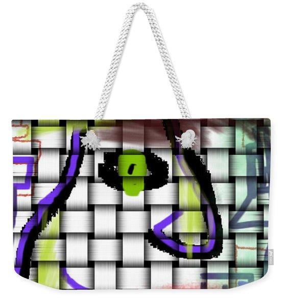 The Nabu  Weekender Tote Bag