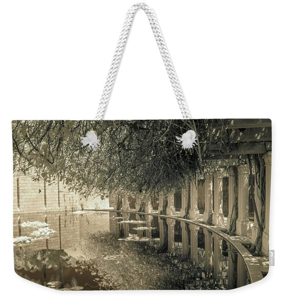 Miami Beach Lake 2 Weekender Tote Bag