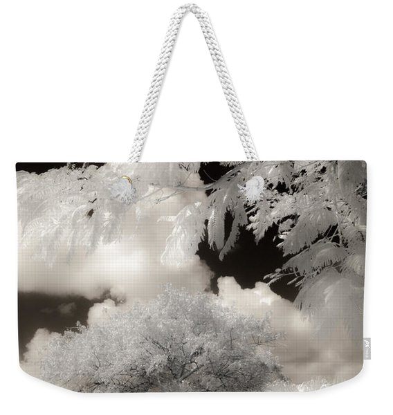 Miami Beach Park Weekender Tote Bag