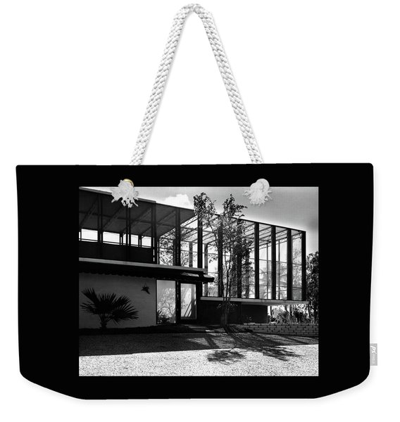 Michael Heller's Home In Miami Weekender Tote Bag