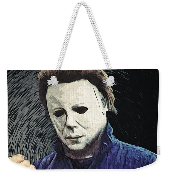 Michael Myers  Weekender Tote Bag