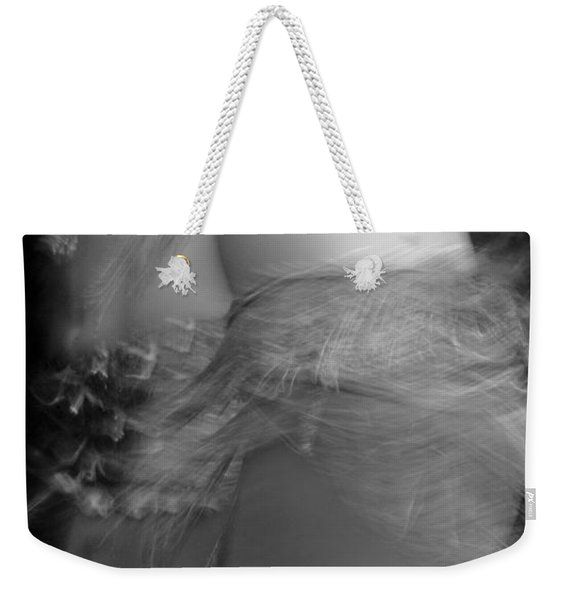 Weekender Tote Bag featuring the photograph Mideastern Dancing 6 by Catherine Sobredo